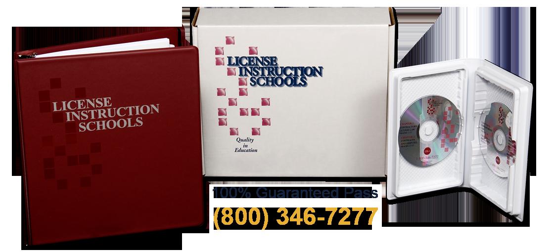 Contractors License Study Materials