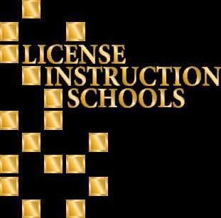 License Instruction Schools Logo
