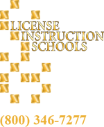 California Contractors License School Mobile Logo